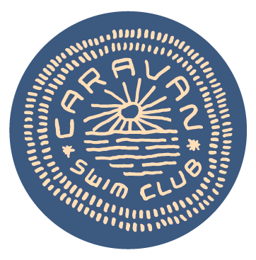 Caravan Swim Club logo